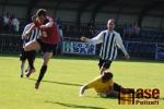 Fotbalový Pohár FAČR - 1. kolo, utkání Semily - Dobrovice