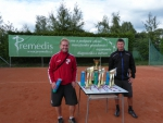 Turnaj Krajského ředitelství policie Libereckého kraje v tenisové čtyřhře