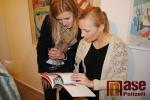 Vernisáž výstavy Umanutá Břetislavy Plívové-Pospíšilové