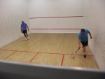 Druhý letošní turnaj ve squashi ve Sportovním centru v Semilech