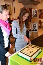Křest knihy rozhovorů mladé autorky Gabriely Jakoubkové