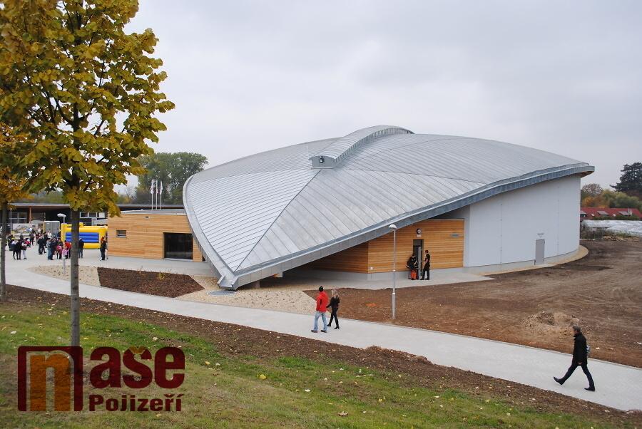 Slavnostní otevření Zimního stadionu Ludvíka Koška v Turnově<br />Autor: Petr Ježek