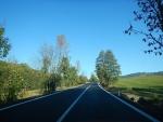 Silnice Loktuše - Loučky