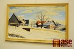 Výstava Dole hučí Kamenice v Městské galerii Vlastimila Rady v Železném Brodě