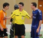 2. liga mužů TJ Turnov - FB Hurrican Karlovy Vary