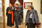 Zahájení výstavy Mezi Prahou, Vídní a Římem. Kardinál Arnošt Vojtěch Harrach, arcibiskup pražský
