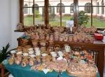 Vánoční jarmark ve vrchlabském klášteře 2015