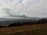 Snímek kouřového hřibu v 9.45 z Kozákova