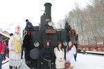 Jízdy Mikulášského vlaku v předchozích letech
