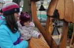 Vrchlabský jarmark a lyžecké závody postaru 2015