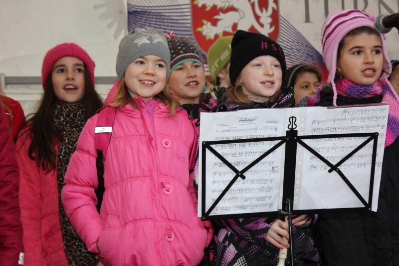 17. ročník vánočních trhů v Turnově<br />Autor: Klára Preislerová