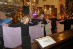 Adventní benefiční koncert v magickém prostředí klášterního kostela sv. Augustina ve Vrchlabí
