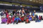 Mikulášská nadílka na zimním stadionu ve Vrchlabí