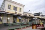 Rekonstrukce budovy na nádraží v Turnově