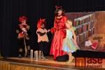 FOTO: Čertovská pohádka potěšila publikum ve Slané