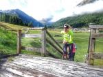 Česká reprezentantka v běhu na lyžích Sandra Schützová