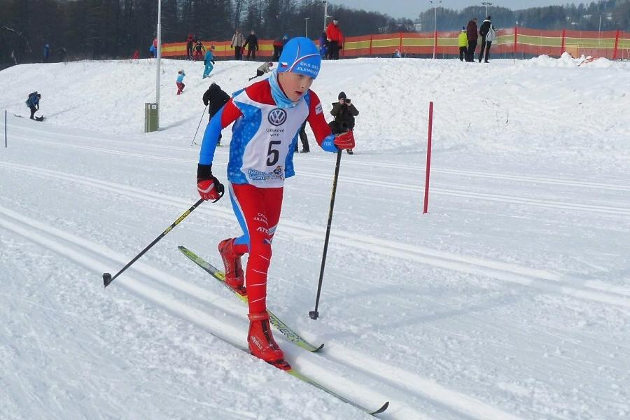 1.pohárový závod KSL Libereckého kraje a KSL Královéhradeckého kraje v areálu Vejsplachy ve Vrchlabí<br />Autor: Jiří Novák