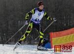 Český pohár staršího žactva v běhu na lyžích v areálu Vejsplachy ve Vrchlabí