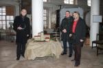Prohlídka areálu továrny Mastných v Lomnici nad Popelkou