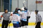 Druhé semifinále HC Lomnice - VTJ Liberec