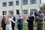 Slavnostní otevření Domu přírody Českého ráje v Dolánkách u Turnova