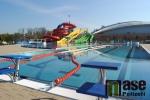 Nové koupaliště a sportoviště v areálu Maškova zahrada v Turnově