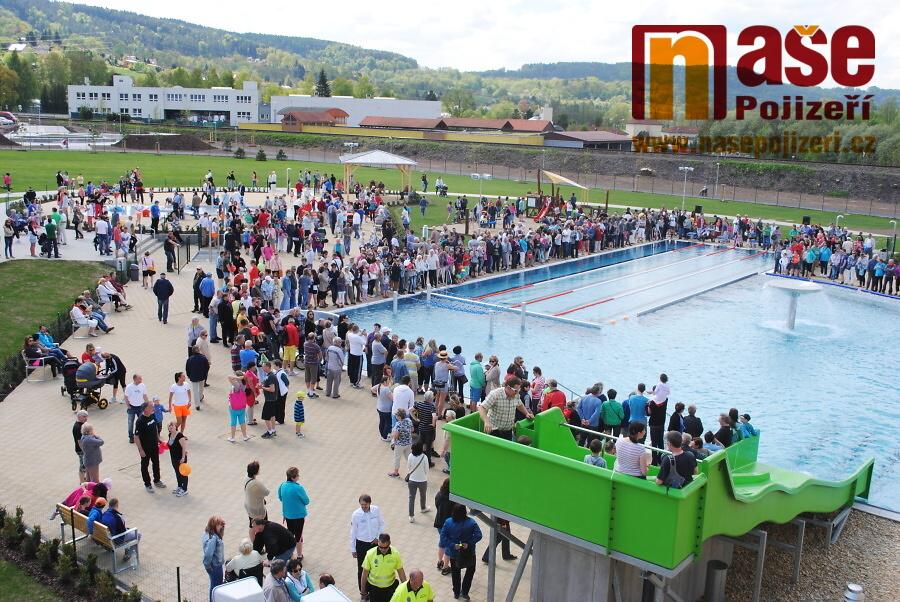 Otevření aquacentra v areálu Maškova zahrada v Turnově<br />Autor: Petr Ježek