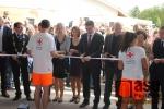 Otevření aquacentra v areálu Maškova zahrada v Turnově