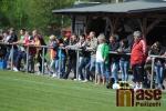 Fotbalová I.B třída západ, utkání FK Přepeře - Sokol Pěnčín