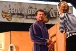 Představení Velká Zebra aneb Jakže se to jmenujete? v rámci Sedmihorského léta 2016