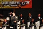 Koncert Ondřeje Havelky a Melody Makers v rámci Sedmihorského léta 2016