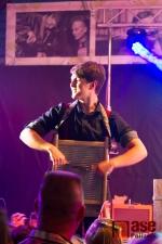 Koncert skupiny Jelen v Sedmihorkách