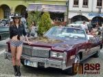Krkonoše Amerikou 2016 - sraz amerických historických vozidel