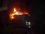 Na Semilsku hořela další chalupa