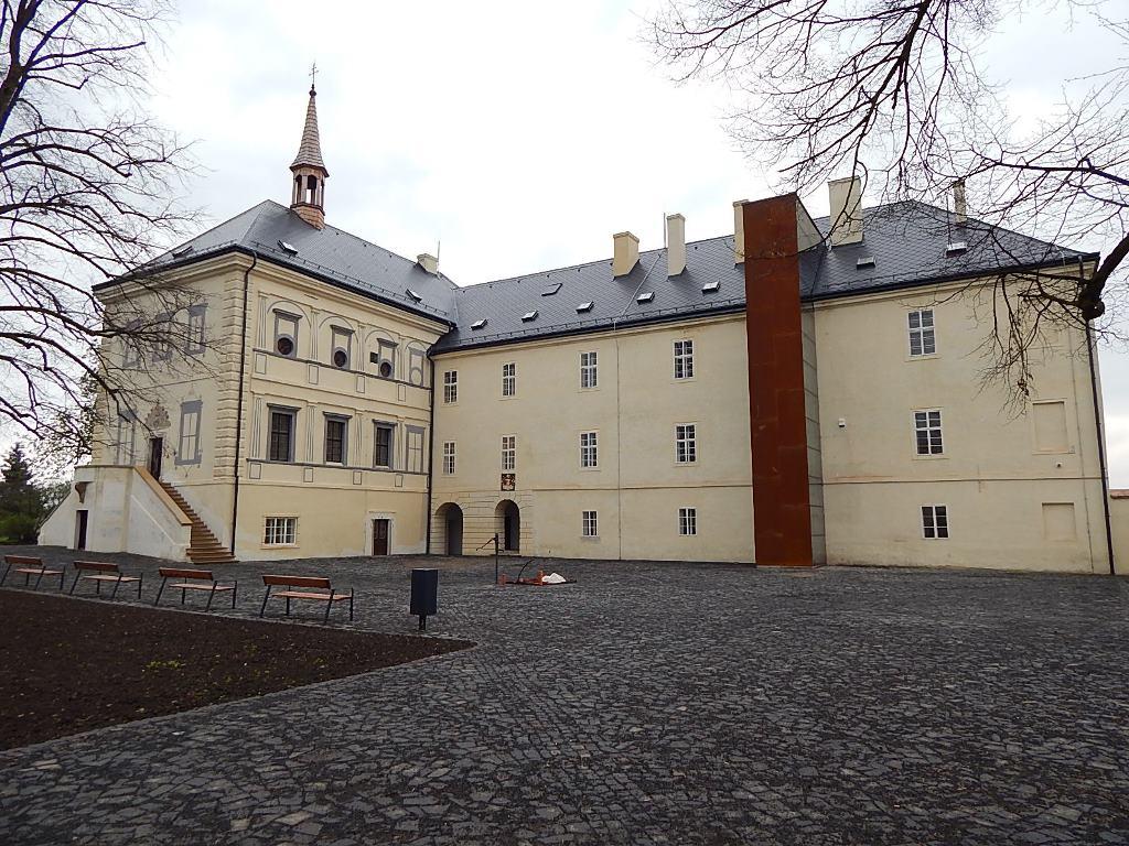 Zámek Svijany - cena v kategorii památkové objekty<br />Autor: Archiv KÚ Libereckého kraje
