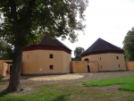 Rekonstrukce sýpek na Zámeckém dvoře v Černousích u Frýdlantu - cena Štěpána Ješe