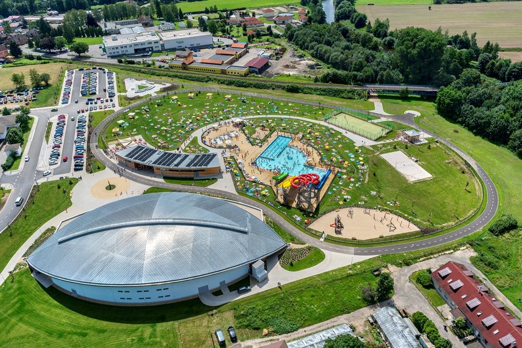 Areál Maškova zahrada v Turnově - celkový vítěz<br />Autor: Archiv KÚ Libereckého kraje