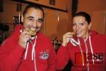 Závodníci Powerlifting Animals Semily, kteří se účastnili MS v Srbsku