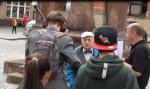 Studenti jilemnického gymnázia natáčeli film o Jilemnici