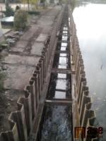 Práce od mostu v ulici Palackého k jezu v Turnově
