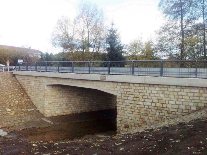 Most přes Libuňku v Troskovicích<br />Autor: Archiv KÚ Libereckého kraje