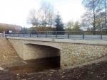 Most přes Libuňku v Troskovicích
