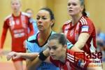 FOTO: Házenkářky Turnova v poháru vyzvaly pražskou Slavii