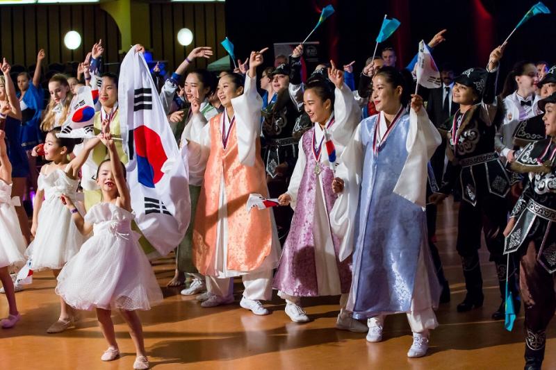 World Dance Championship v Centru Babylon v Liberci - slavnostní vyhlášení<br />Autor: Archiv Ilma Agency