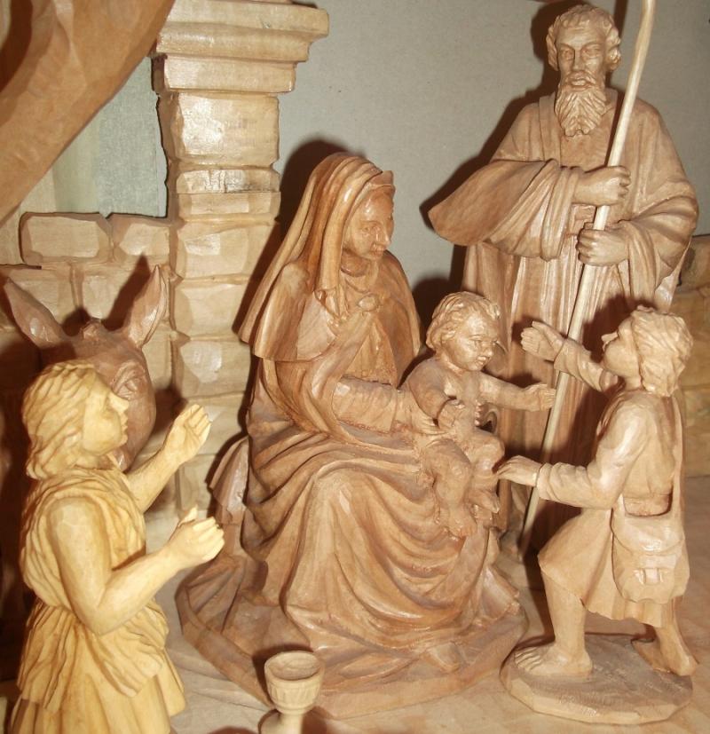 Další ročník výstavy betlémů v lomnickém muzeu<br />Autor: Archiv Městské muzeum Lomnice n. P.