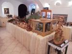 Aktuální fotografie z probíhající výstavy betlémů