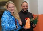 FOTO: Na vánočních trzích ZŠ Školní Vrchlabí vybrali rekordních 90 tisíc
