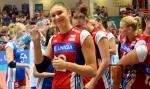 Míša Mlejnková za reprezentaci při baráži se Slovenskem v Jablonci