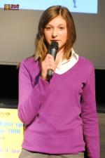 Míša Mlejnková při vyhlášení sportovce Turnova 2011