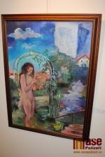 Vernisáž výstavy Malíři Pojizeří 2017